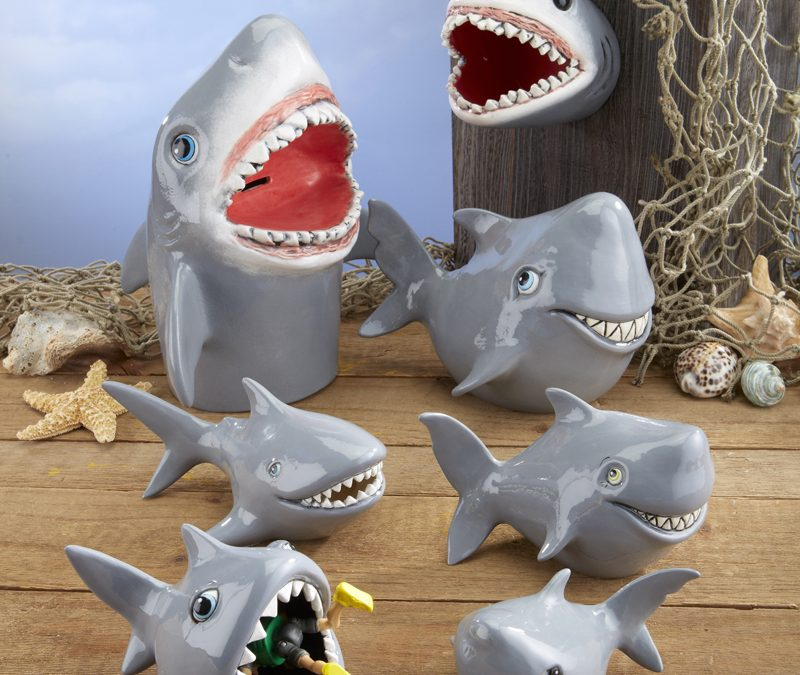Sharks and Shells