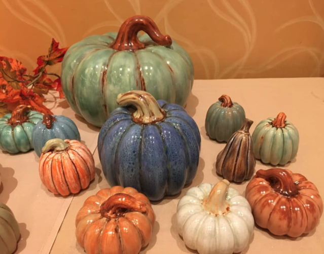 Pumpkins and Pastries Paint Party
