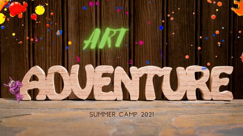 Art Adventure Summer Camp